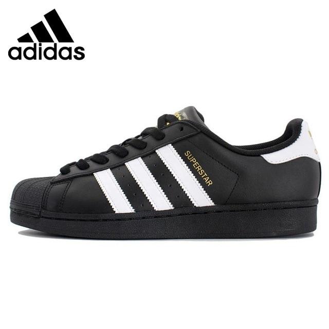 282c87c1f1e1 Original New Arrival 2018 Adidas Originals Superstar Classics Unsiex  Skateboarding Shoes Sneakers
