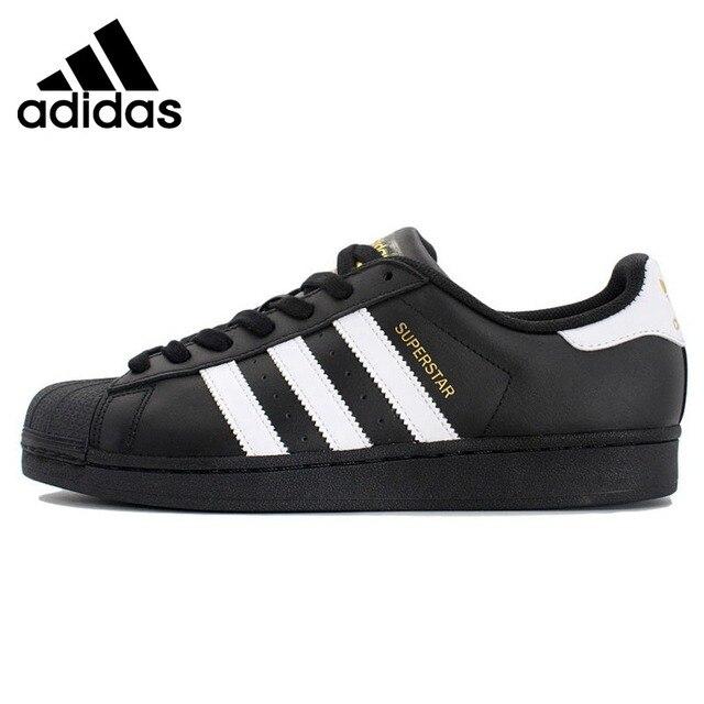 release date: 6fdc9 93963 Original nueva llegada 2018 Superstar de Adidas Originals clásicos traje  unisex zapatos de skate zapatos zapatillas