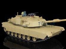 2,4 ГГц HengLong 1/16 весы США M1A2 Abrams обновлен Металл Ver РТР радиоуправляемая модель танка 3918 TH00147