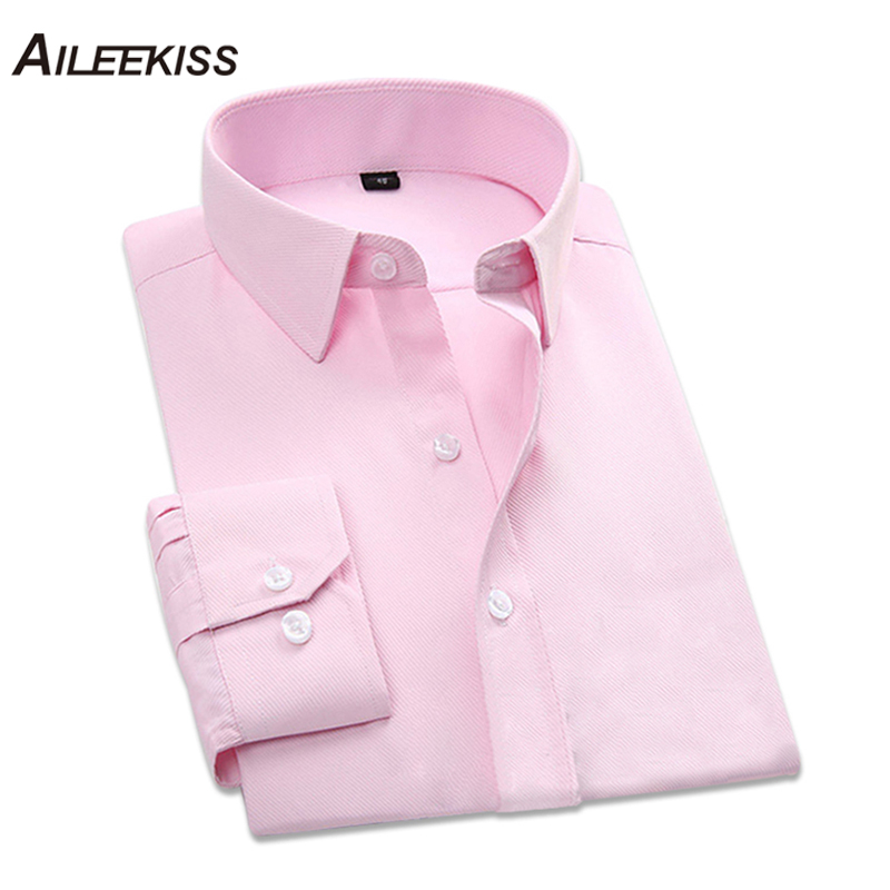 Dress Shirts Men's Clothing 2019 Men Shirt Solid Slim Fit Reception Party Man Shirts Cool Long Sleeve Casual Tops Cotton Male Shirt Camisa Masculina Xt607 Spare No Cost At Any Cost