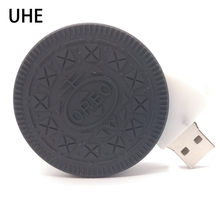 ФОТО cartoon oreo biscuits model usb2.0 flash drive memory stick personalized gift pen drive 64gb 32gb 16gb 8gb 4gb disk pendrive cle