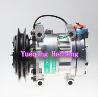 New Air Conditioning Compressor Group Refrigerant for SK200 8 SK265 8