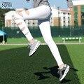 S-QVSIA Супер Впитывающие Влагу Спортивные Леггинсы Женщины выдалбливают Черный Леггинсы Тощий Эластичный Фитнес-Тренировки Брюки готический
