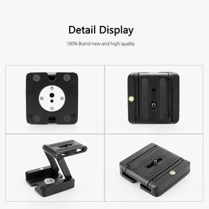 Image 5 - Accessoires Vamson pour Gopro Hero7 6 5 4 3 fois Type Z support adaptateur trépied plaque de fixation rapide pour appareil photo DSLR VP419