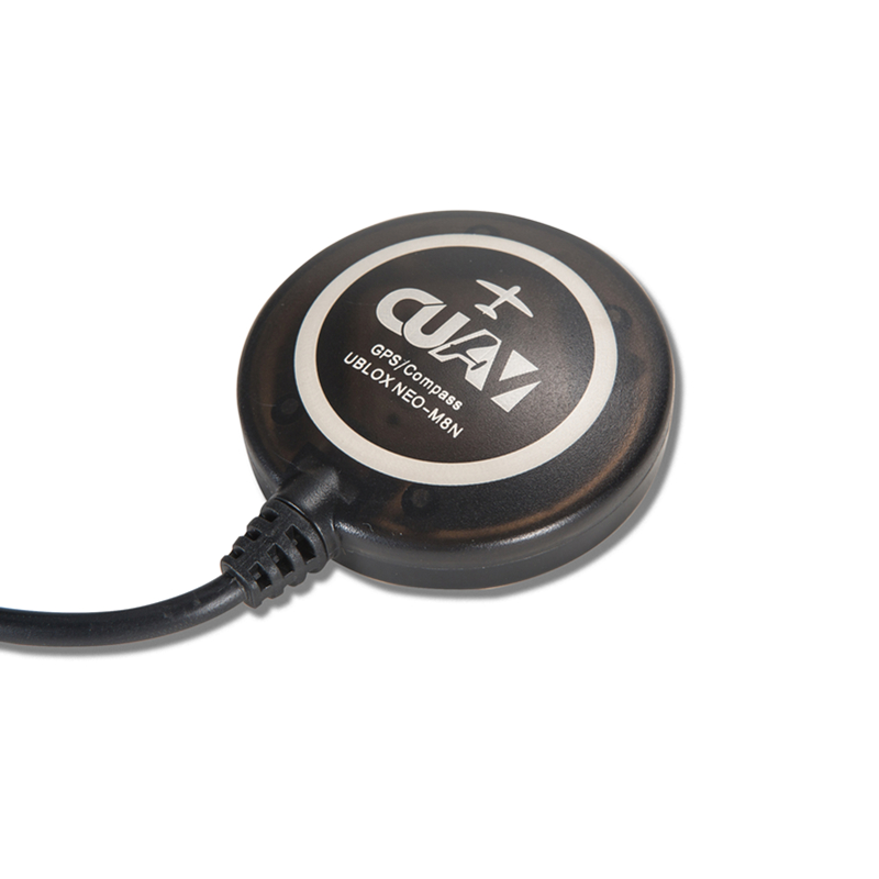 CUAV الساخن U بلوكس NEO M8N وحدة تحكم في الطيران GPS مع البوصلة ل Pixhack Pixhawk PX4 APM وحدة تحكم في الطيران (GPS حامل ل هدية)-في قطع غيار وملحقات من الألعاب والهوايات على  مجموعة 1
