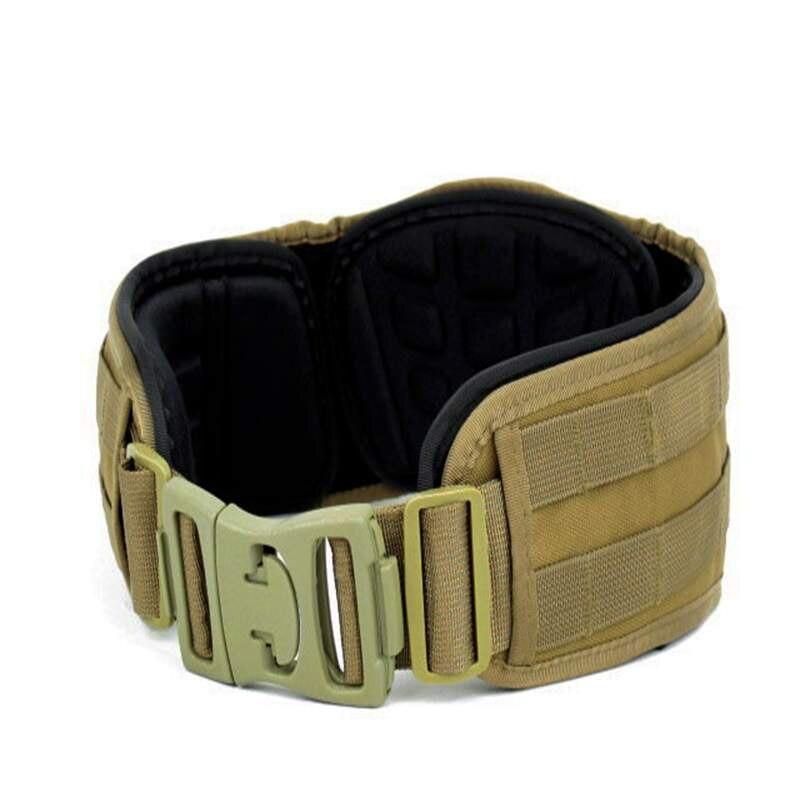 Genuine System 1000D Waterproof Nylon Tactical Blast Belt - Military Belts Army Belt Tactical Gear Duty Belt