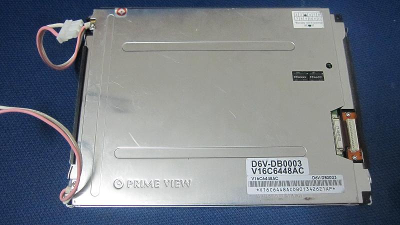 все цены на  PVI 6.4 inches V16C6448AC highlight, wide temperature control LCD screen  онлайн