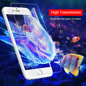 Image 3 - 2pcs For Glass LG X Power 2 Tempered Glass For LG X Power 2 Screen Protector For LG X Power2 Protective Film M320 M320N Wolfsay