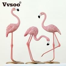 Ins Flamingo kaunistamiseks elutuba Romatic Pulmad Party Ornament Aksessuaarid Sünnipäevade Supplies Kids Valentines Gift