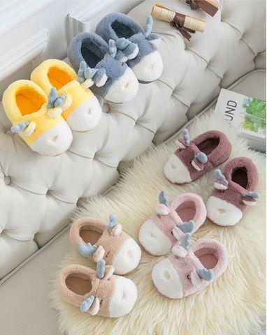 do agregado familiar chinelos de bebe