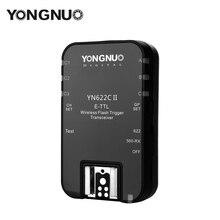 Yongnuo Độc Thu Phát của YN622 YN 622C II TTL Flash Trigger với HSS cho Canon