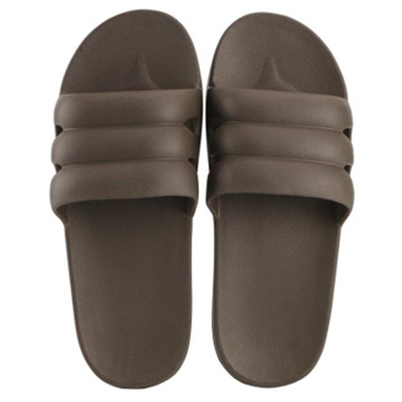 2018 ultra luz zapatillas Sandalias de los hombres par baño zapatillas hueco anti-slip sandalias y zapatillas X81