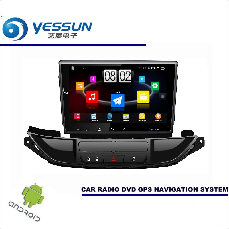 YESSUN Car Android Player Multimedia For Buick Excelle 2015~2017 Radio Stereo GPS Nav Navi Navigation ( no CD DVD ) 9 HD Screen