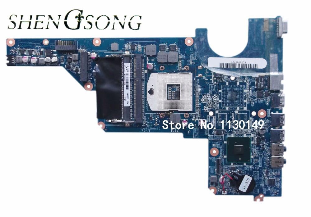 Free Shipping Original 636370-001 for HP G4-1000 G6 G7 laptop motherboard HM55 chipset working Perfect DA0R12MB6E0 DA0R12MB6E1 free shipping motherboard 636372 001 for hp pavilion g6 1000 g4 g7 laptop motherboard hm55 6470 1g da0r12mb6e0 da0r12mb6e1