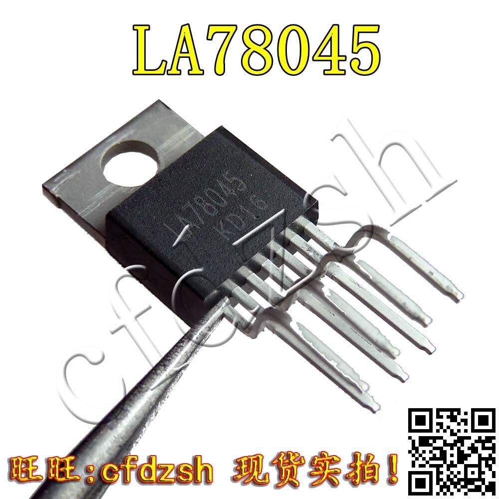 1PCS LA78045 TO220-7 78045 TO220