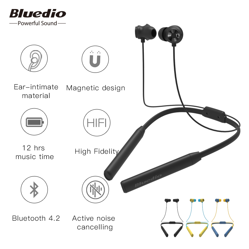 Bluedio TN2 Wireless Bluetooth Earphones in ear sports earphone mini stereo headset with microphone for phones huawei xiaomi-in Phone Earphones & Headphones from Consumer Electronics on AliExpress