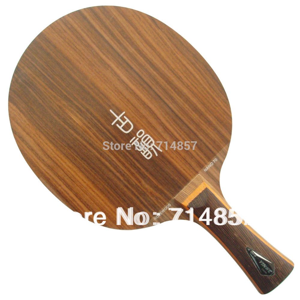 Yinhe / Milky Way / Galaxy NR-70 (Rosewood Nano 70) table tennis / pingpong blade цена