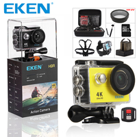 EKEN H9 H9R Ultra HD 4K Camera 4K 25fps Action Camera 30 Waterproof 2 Inches LCD