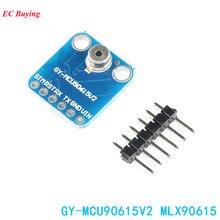 GY-MCU90615V2 MLX90615 Sensor Module Non-contact Infrared IR Temperature Measurement Module Electronic PCB