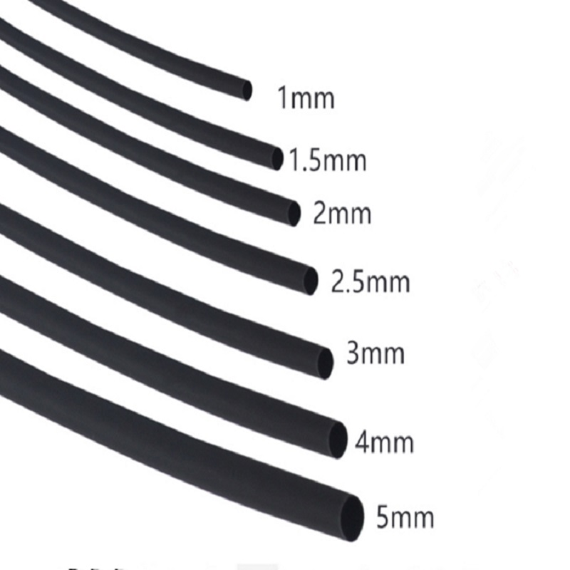 1reel Heat Shrink Tube 11MM 12MM 13MM 14MM 15MM 16MM 17MM Heat Shrink Tubing Shrinkable Wrap Wire Cable Sleeve Kit - 3