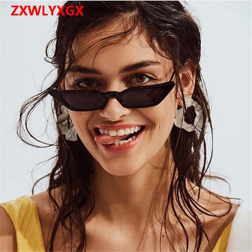 ZXWLYXGX 2018 new fashion zonnebril zonnebril ms.man retro kleurrijke - Kledingaccessoires - Foto 3