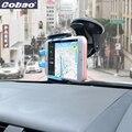 Cobao soporte fuerte succión del coche del parabrisas del coche universal soporte para teléfono móvil accesorios del teléfono móvil teléfono mount holder para smartphone