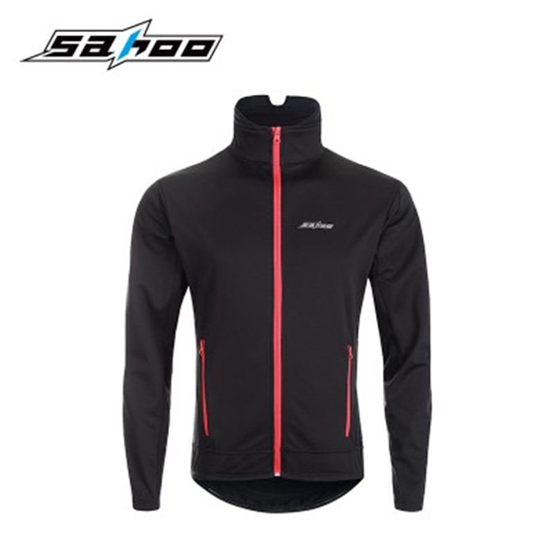 SAHOO 2016 mtb thermal fleece windproof winter cycling jacket men women bicycle jacket jersey bike jackets clothing  highscreen для boost 2 se