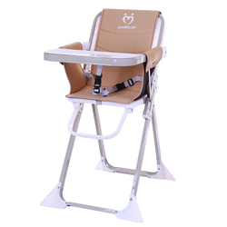Baby dining chair can fold super strong bearing comfortable baby highchair .jpg 250x250
