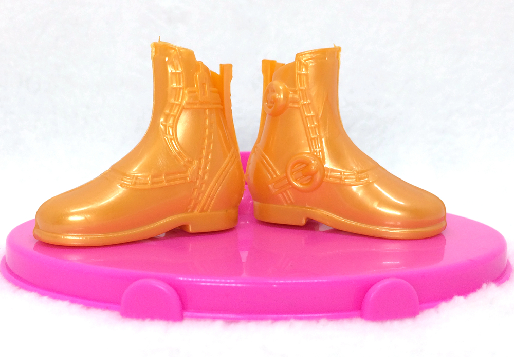 NK One Pair Prince Doll Fashion Boots Doll Shoes Heels Sandals For  Barbie Ken Dolls Accessories High Quality Baby Toy Wholesale 500pairs lot wholesale high quality high heel shoes for 30cm dolls mixed styles sandals slippers 10pairs pack doll shoes pack