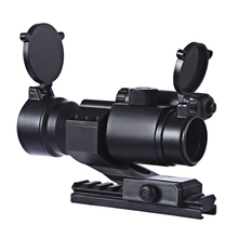 Practical Tactical Green Dot Scope with Red Laser for Nerf with 10cm Rail- Black for Nerf N-Strike Elite Infinus/ stryfe/ Rapids недорого