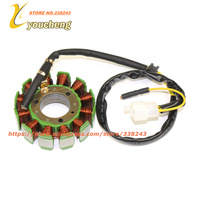 Repair Parts Water cooled CF150 125 Engine Magneto Coil Scooter Coil 12 Pole Three phase DC XQ CF150 Drop Shipping