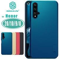 Honor 20 fall für Huawei honor 20 fall zurück abdeckung Super Frosted schutzhülle für Huawei honor 20 10 9 8 Nillkin original fall