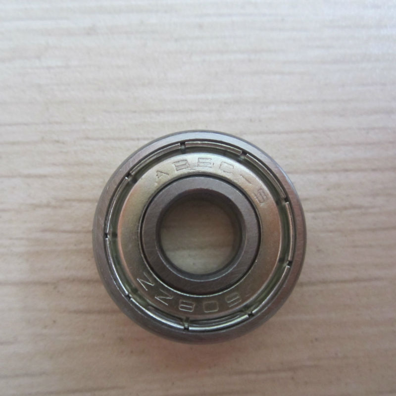 купить 100pcs MR128ZZ L-1280 678ZZ deep groove ball bearing 8x12x3.5mm miniature bearing MR128 по цене 2966.45 рублей