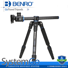 BENRO 2016 High Quality New Upgrade  Professional Photography Portable Tripod Multi Functional Alloy Camera GA169TB1