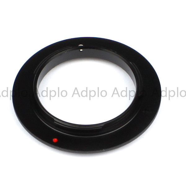 Pixco lens adapter work for 46mm / Macro Reverse Adapter Ring suit For Micro 4/3 Olympus  E-P5 Panasonic LUMIX GM1