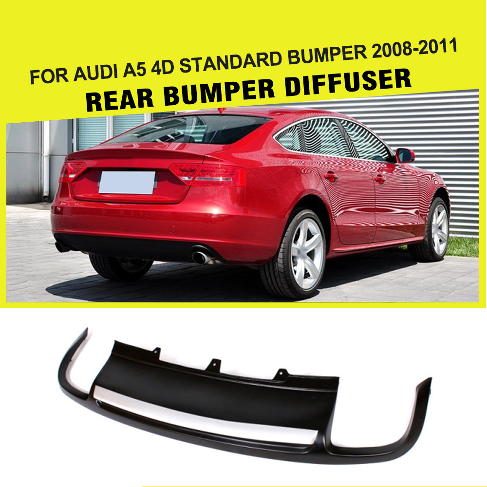 2005-2008 REAR BUMPER PROTECTOR compatible with FORD FOCUS II 4d