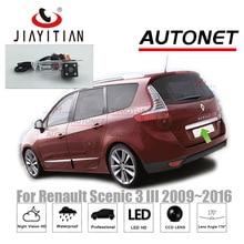 JIAYITIAN камера заднего вида для Renault Scenic 3 III 2009~ /парковочная камера/камера ночного видения/CCD/камера номерного знака