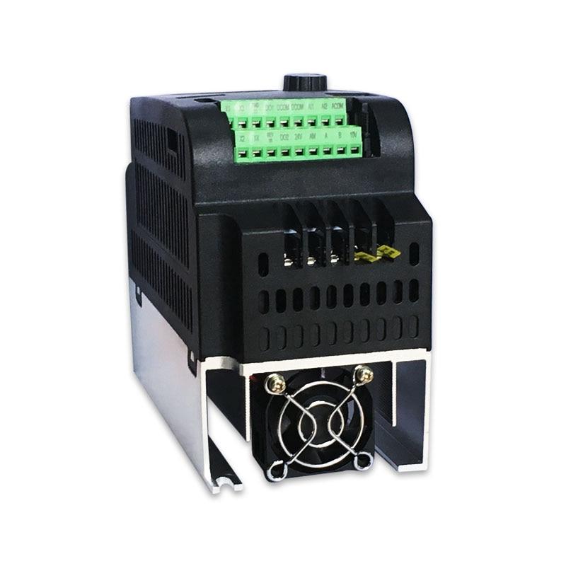 HTB1SaMJkRsmBKNjSZFsq6yXSVXa3 - 2.2KW/1.5kw 220V VFD Inverter Frequency Converter 2.2KW 3HP 220V 12A  3P 220V utput CNC Spindle motor New