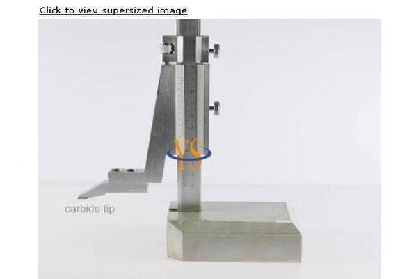 New 300mm Height Measure Gauge Vertical Caliper Gage Carbide Scratcher Scriber engineers 200mm height measuring caliper carbide scratcher scriber