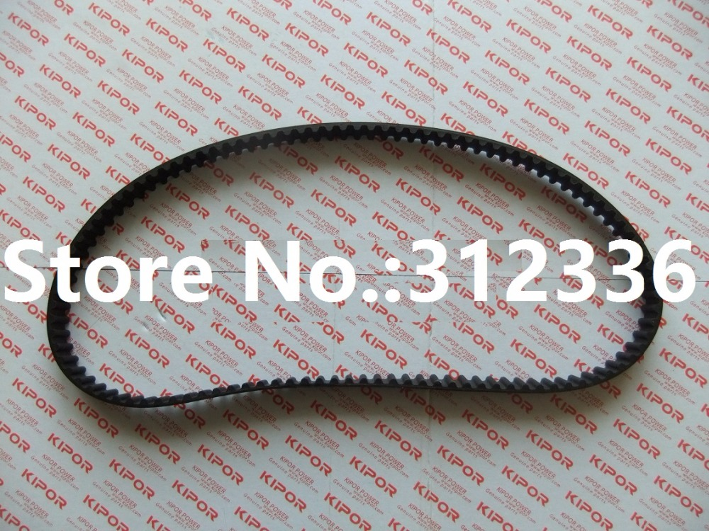 Free shipping 103 tooth Timing belt KDE16E3 KDE19T3 KDE16EA3 KDE19EA3 KDE16EA KDE19EA diesel engine kipor kama or Chinese brand