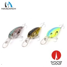 Maximumcatch New Crank Bait Fishing Lures With VMC Hooks Fishing Life-like Floating Fishing Lures Artificial Bait Crankbait