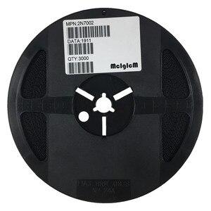 Image 1 - MCIGICM 2N7002 SMD,100 pièces 60V 115mA Triode Transistor smd 2N7002 SOT 23 MOSFET N CHANNEL