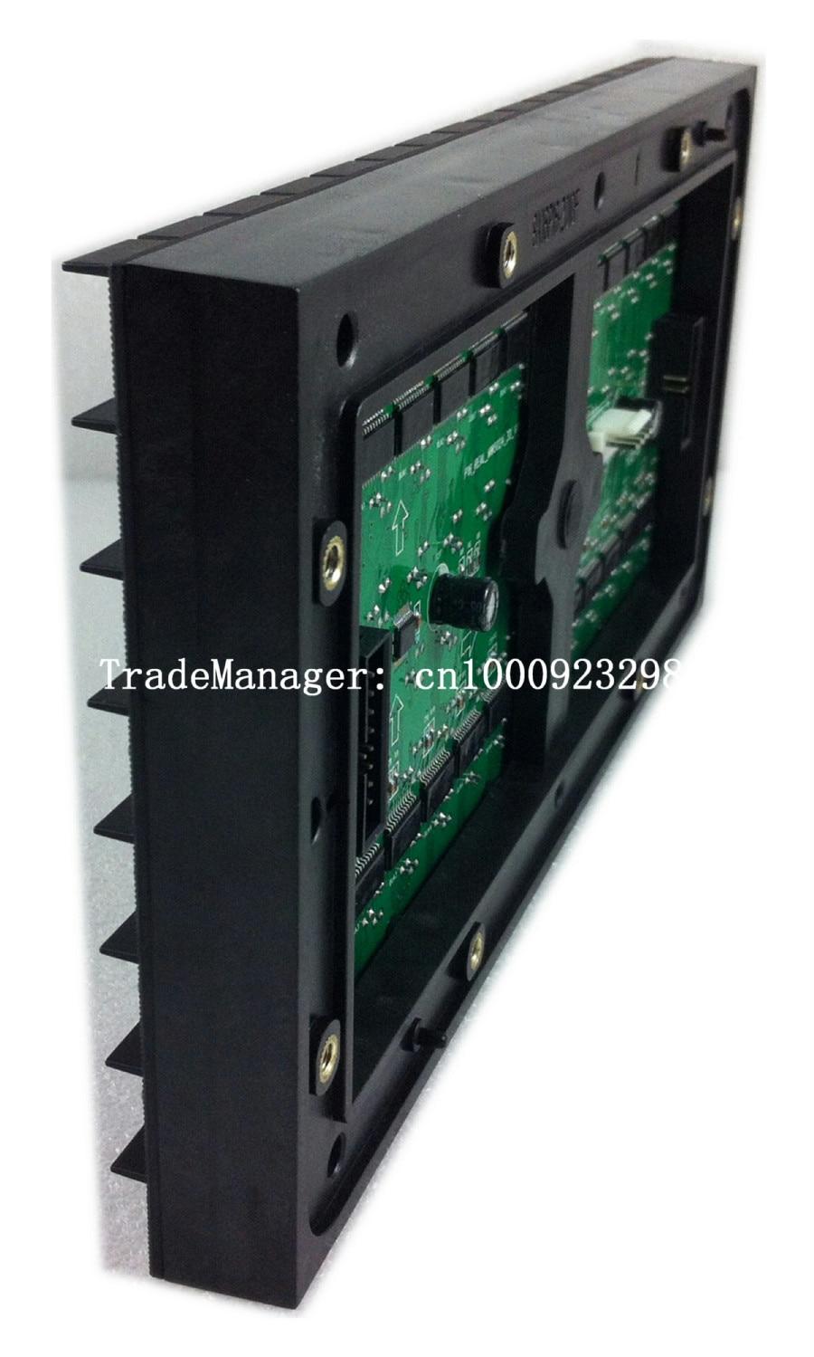 P16 Външен DIP Модул за дисплей с пълен - LED осветление - Снимка 4