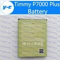 Тимми P7000 Плюс Батарея Новый Оригинальный 4500 мАч Замена 3.8 В Литий-Ионный Аккумулятор Для Тимми P7000 Плюс