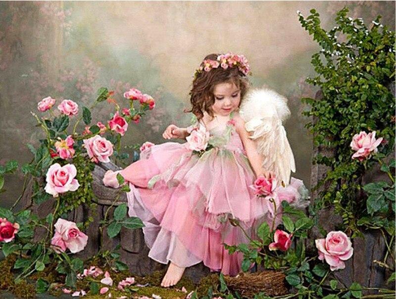 Открытка для маленькой девочки фото, окончанием