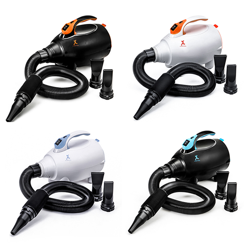 220V Dog hair Blowing Machine Large Dog Long Hair Blower, Pet Mute Cat Drying Bath products.