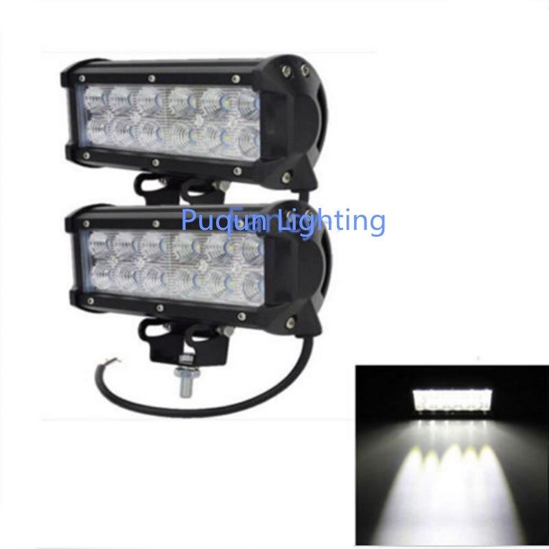 2 шт. морской разбрасыватель фонари светодиодные двухслойные/мачты фонари для лодки 36 Вт 12 В-30 В DC