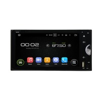 6 95 Octa Core Android 6 0 Car Multimedia Player For Toyota Hilux Land Cruiser 2006