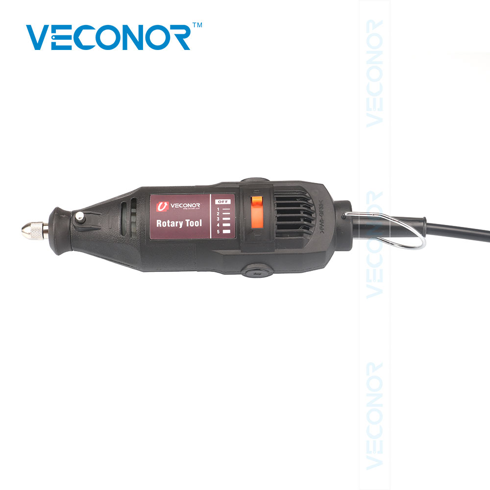 125W Dremel Rotary Power Tool 220V Multipro Electric Rotary Grinder Set  With Accessories Variable Speed 5 Type Plug