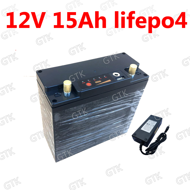 Chargers Consumer Electronics Useful Multiple Protection 12v Lifepo4 Battery Charger 14.6v 50a Charger Led Display 12 Volt 50a Charger For 4s Lifepo4 Battery Pack